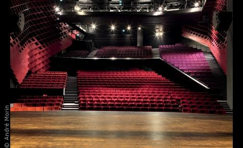 salle spectacle quintaou anglet